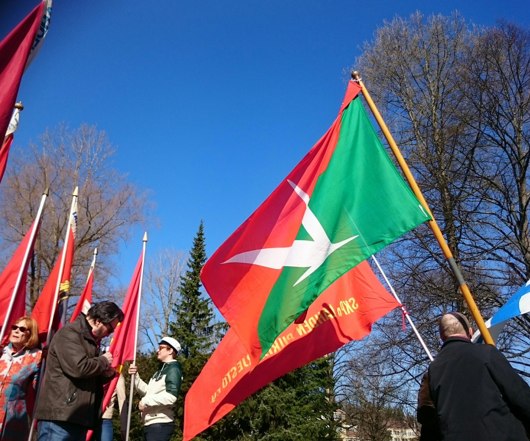 Vasemmistoliitto Lahti